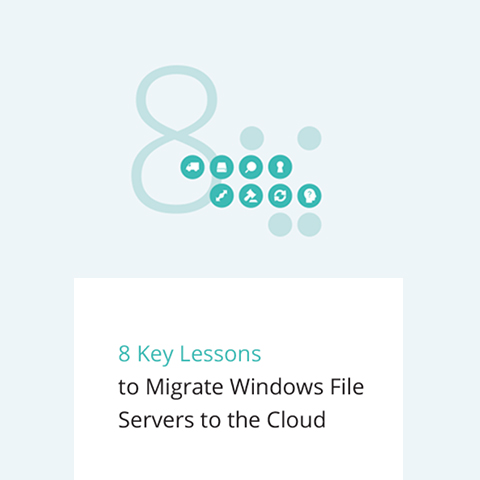 Migrating Windows File Servers to the Cloud