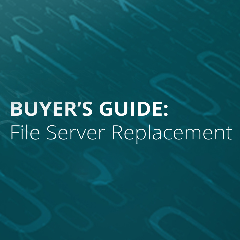 Buyer's Guide: File Server Replacement