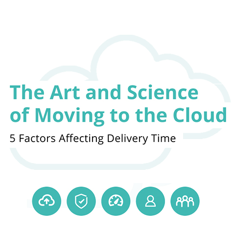 The Art and Science of Moving to the Cloud