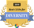 Awards Best CEOs for Diversity