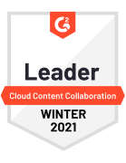 Cloud Content Collaboration Leader