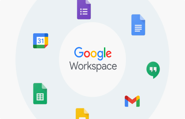 Combine the control of Egnyte with the power of Google workspace